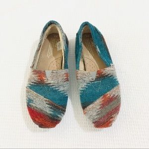 Toms Southwestern Cozy Shoes